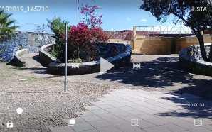 JARDIN DE SAN ANTONIO, CONVERTIDO EN ZONA DE ALTO RIESGO…