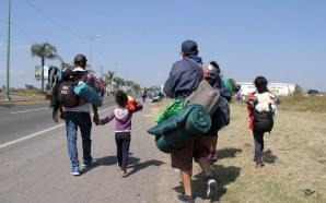 AUMENTA EL ARRIBO DE MIGRANTES CENTROAMERICANOS A MUNICIPIOS DE GUANAJUATO
