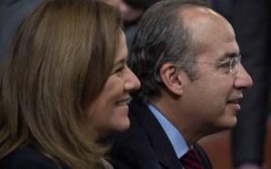 Calderón y Margarita Zavala perfilan nuevo partido político en 2019