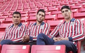 Presentan uniforme que vestirá Chivas en el Mundial de Clubes