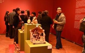 """CEARG inauguró la exposición """"Nacimientos tradicionales de México""""."""