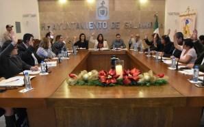 DAN A CONOCER AL CABILDO INICIATIVA DE LA ESTRUCTURA ORGÁNICA…