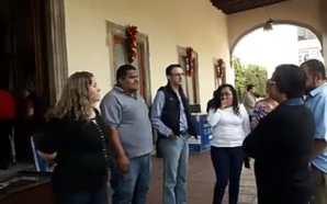 REPARACION DE CALLE JUAREZ SIGUE AFECTANDO Y CAUSANDO INCONFORMIDAD A…