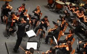 """El Ciclo de Conciertos Sinfónicos """"Alegre Navidad"""" llegó al Teatro…"""