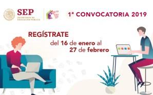 Publica SEP primera convocatoria 2019 para su servicio educativo Prepa…