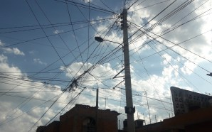 PIDEN REPARAR ALUMBRADO PÚBLICO EN COLONIA SAN PEDRO
