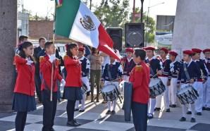 FUNCIONARIOS PÚBLICOS MUNICIPALES CONMEMORAN CCXIII DEL NATALICIO DE BENITO JUÁREZ…
