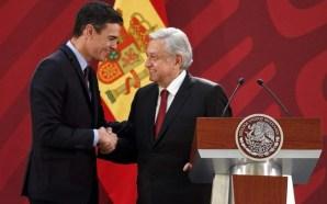 AMLO pide a rey español una disculpa por abusos durante…
