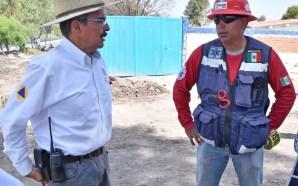 PROTECCIÓN CIVIL DE SALAMANCA BRINDA APOYO A COMUNIDADES.