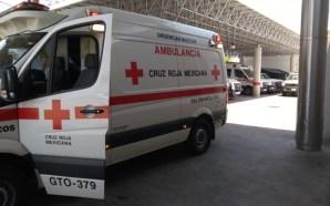 LLEGÓ HERIDO DE ARMA DE FUEGO A CRUZ ROJA