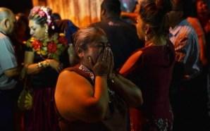 ENTREGAN LOS CUERPOS DE LAS VÍCTIMAS DE MASACRE EN MINATITLÁN.