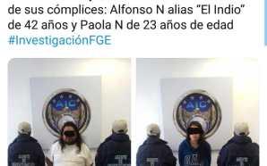 CAEN INTEGRANTES DE CÁRTEL EN GUANAJUATO.