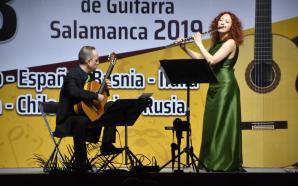 ALCALDESA INAUGURA 13ª ENCUENTRO INTERNACIONAL DE GUITARRA.