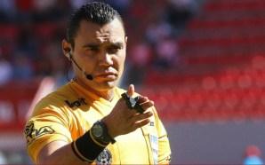 Marco Antonio Ortiz pitará la Final de Ida entre Tigres…