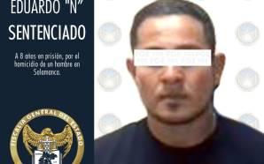 VA A PRISIÓN HOMBRE HOMICIDA DE SALAMANCA, OBTIENE SENTENCIA DE…