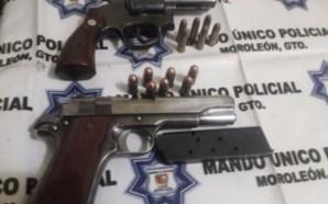 #Estado CAPTURAN A 5 HOMBRES CON ARMAS DE FUEGO Y…