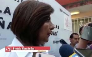 LA SEGURIDAD EN SALAMANCA ES RESPONSABILIDAD DEL ESTADO, BEATRÍZ HERNÁNDEZ…