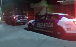 EJECUTAN A UNA PAREJA EN EL FRACCIONAMIENTO EL CAMPANARIO