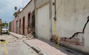 FALLAS GEOLÓGICAS AFECTAN A CIENTOS DE VIVIENDAS EN GUANAJUATO