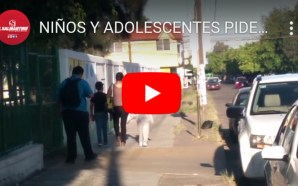 NIÑOS Y ADOLESCENTES PIDEN CLEMENCIA ANTE ASESINATO DE NIÑA EN…