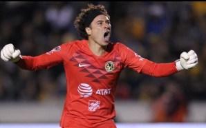 Memo Ochoa: 'Volví para ser Campeón con América'