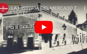 #Tiemposquenovolverán LA HISTORIA DEL MERCADO TOMASA ESTEVES.