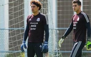 Guillermo Ochoa y Sebastián Jurado serán compañeros en la universidad