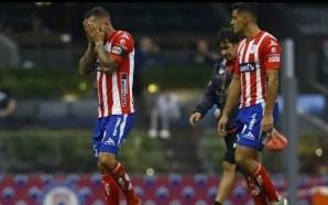 Jugadores del Atlético de San Luis sufrieron robo en el…
