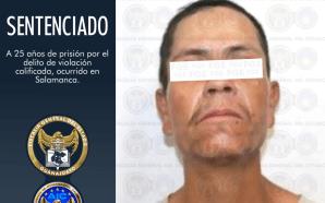 #Salamanca LO DECLARAN CULPABLE POR DELITO DE VIOLACIÓN CALIFICADA