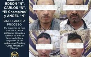 FGE OBTIENE PRISIÓN PREVENTIVA Y VINCULACIÓN A PROCESO CONTRA DE…