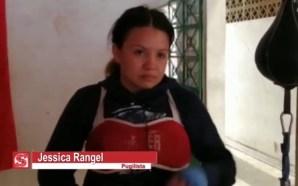 LA MEJOR BOXEADORA DE TODO GUANAJUATO EN EL (PESO PAJA)…