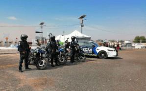 IMPLEMENTAN OPERATIVO DE SEGURIDAD EN EXPO NOPAL PERO CIUDADANOS REPORTAN…