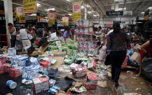 SAQUEADORES POR CUARENTENA EN MÉXICO, VAN POR ALCOHOL, CIGARROS, PILAS…