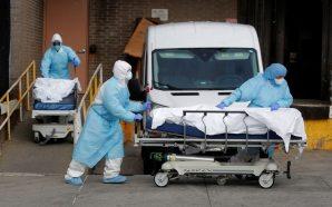 CANCILLERÍA MEXICANA REPORTA 108 MEXICANOS MUERTOS EN EU POR CORONAVIRUS