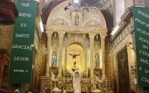 #Tiemposquenovolverán EL CRISTO NEGRO DE SALAMANCA CUMPLE HOY 460 AÑOS.