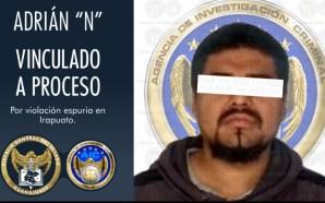 #Irapuato DETIENEN A HOMBRE POR VIOLACIÓN ESPURIA.