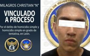 #León DETIENEN A DOBLE HOMICIDA