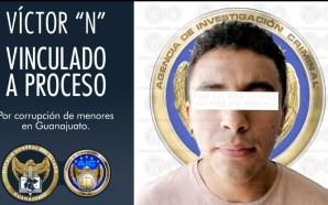 FGE APREHENDE A HOMBRE POR CORRUPCIÓN DE MENORES, PEDÍA FOTOGRAFÍAS…