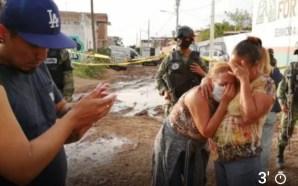 Después de masacre en Anexo «URGE COORDINACIÓN FEDERAL Y ESTATAL»,…