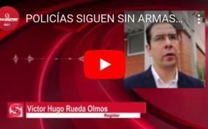 COMO «CARNE DE CAÑÓN» POLICÍAS DE SALAMANCA SIGUEN SIN ARMAS…