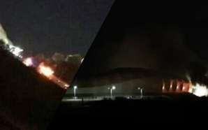 Mazatlán FC: Hubo incendio de una bodega en las inmediaciones…