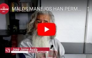 """""""MALOS MANEJOS HAN PERMANECIDO EN CMAPAS DURANTE DÉCADAS"""": ALZA LA…"""