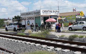 EJECUTAN A PROPIETARIO DE ESTABLECIMIENTO DE CARNITAS EN AVENIDA PLURIPARTIDISTA