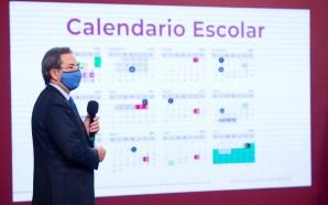 SEP PRESENTA CALENDARIO DE CICLO ESCOLAR Y PUENTES DEL 2020-2021