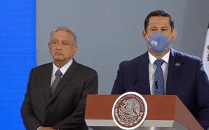 DIEGO SINHUE EXIGE A AMLO RESPETE PRESUPUESTO DE GUANAJUATO Y…