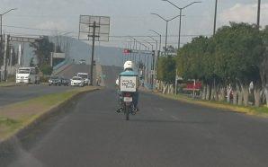 EN SALAMANCA ABUNDAN MOTOCICLISTAS SIN LEY, ARRIESGAN SU VIDA AL…