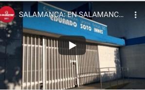EN SALAMANCA 315 ALUMNOS DE EDUCACIÓN BÁSICA ABANDONARON LA ESCUELA.