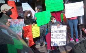 #Estatal #Protestan NIÑOS CON CÁNCER Y SUS FAMILIAS EXIGIERON AL…