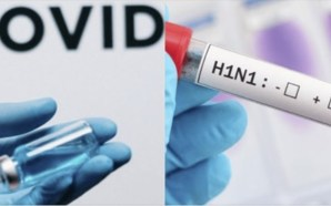 SE REGISTRA EL PRIMER CASO DE INFLUENZA (AH1N1) Y COVID-19…