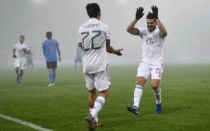 La selección mexicana de fútbol cerró con un triunfo su…